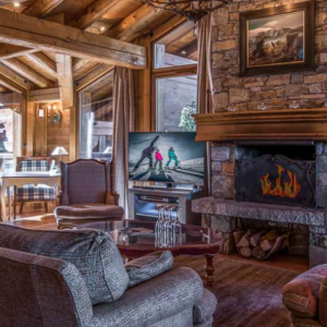 chalet individuel luxe a Saint-Lary