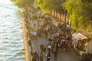le quai Saint Bernard