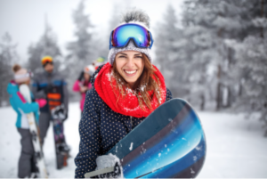 station de ski cheque vacances